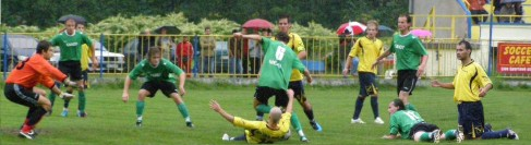 Futbal Rožňava Štítnik